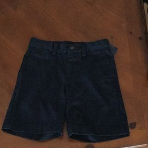 Little boys Ralph Lauren POLO navy blue shorts
